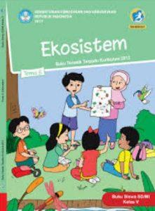 Buku Guru dan Buku Siswa Kelas 5 SD K13 Edisi Revisi 2018