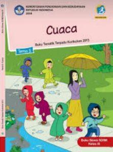 Buku Guru dan Buku Siswa Kelas 3 SD K13 Edisi Revisi 2018