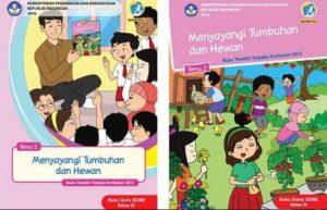 Buku Guru dan Buku Siswa SD Kurikulum 2013 Edisi Revisi 2018