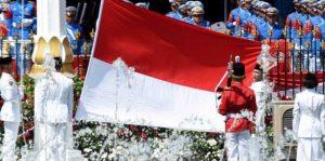 Susunan Upacara Bendera Peringatan HUT RI Ke 74 Tahun 2019