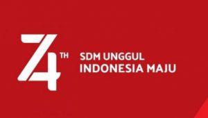 Download Revisi Tema dan Logo HUT Ke 74 Kemerdekaan RI 2019