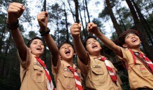 3 Model Implementasi Pendidikan Kepramukaan Kurikulum 2013
