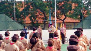 Naskah Pidato HUT Pramuka Indonesia Ke 58 Tahun 2019