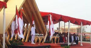 Sambutan Gubernur Jawa Tengah Pada Peringatan HUT RI Ke 74